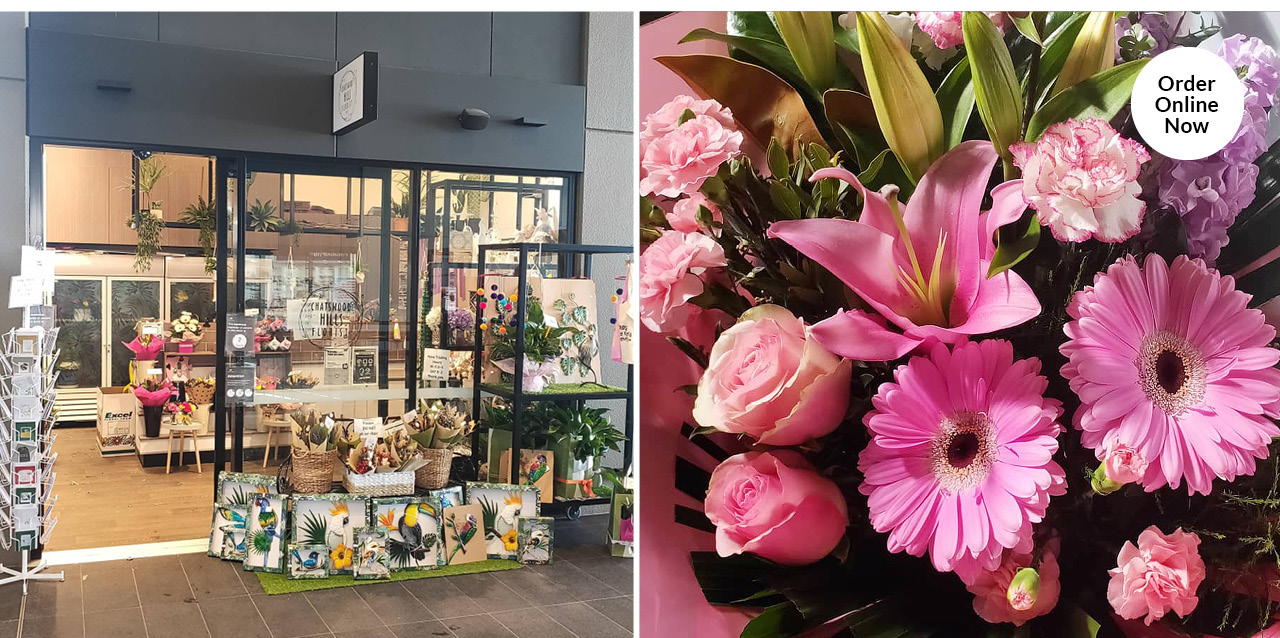 Chatswood Hills Florist Springwood - Order Online or Call Today!